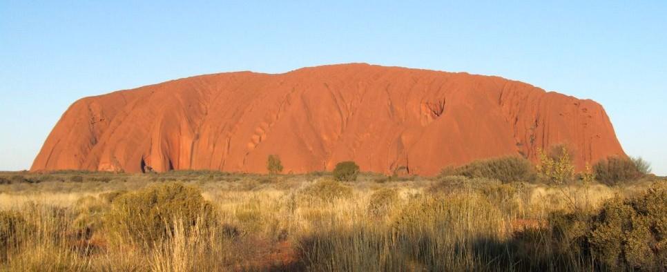 Australia Uluru (Ayers Rock)