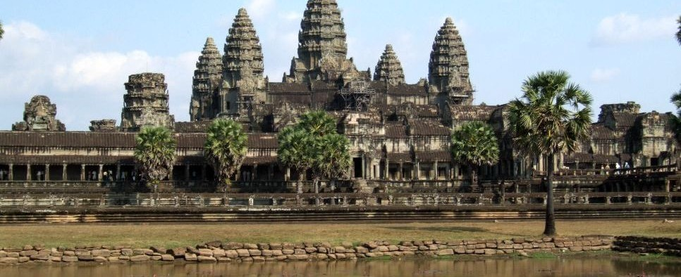 Kambodża  Angkor