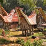 1 Wioska Torajów