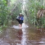 W Gwatemalii podczas powodzi w d_ungli
